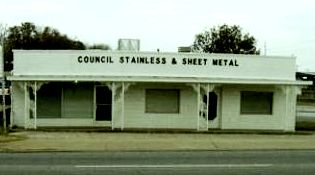 Council Stainless and Sheet Metal in Oklahoma City, OK
