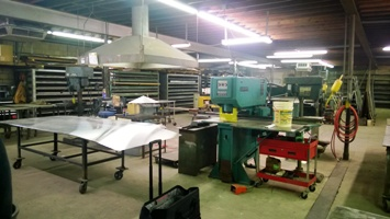 Sheet Metal Fabrication Shop in Oklahoma City